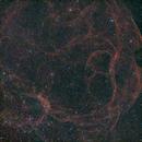 Spaghetti trial through the lense of a Redcat 51 (SH2-240, Simeis 147),                                Doversole83