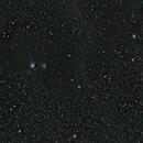 Messier 78,                                Metallah
