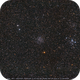 Minkowski 1-18, NGC-2438, M46, M47 and double star named QY-pup,                                Okke_Dillen