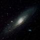 M31 - Andromeda Galaxy,                                Marzolino85