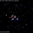 ngc7320 riferimento per quintetto steffan  nel pegaso                  distanza 290 milioni  A.L.,                                Carlo Colombo