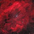 Sh2-119 in H-alpha - RGB,                                Schicko