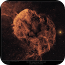 IC 443 Supernova Remnant (Jellyfish Nebula),                                Mike Oates