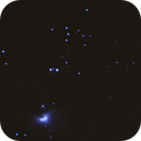 Orion Nebula,                                M. Enes Ertarhanaci