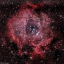 NGC2239,                                Vincent Savioz