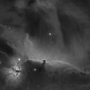 Horse Head HA Starless,                                SkyEyE Observatory
