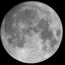 Casi superluna -98% de iluminación- 13/NOV/2016,                                Chepar