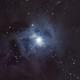 Iris Nebula - LRGB,                                Elboubou