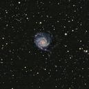 M101, the Pinwheel galaxy and friends,                                dr_klahn