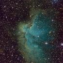 NGC7380 Wizard nebula,                                Verio