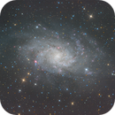 M33, The Triangulum Galaxy,                                Víctor R. Ruiz