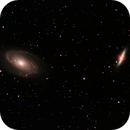 M81 & M82,                                Linda