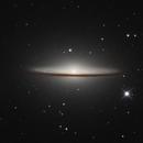 M104 - Sombrero Galaxy,                                Derryk
