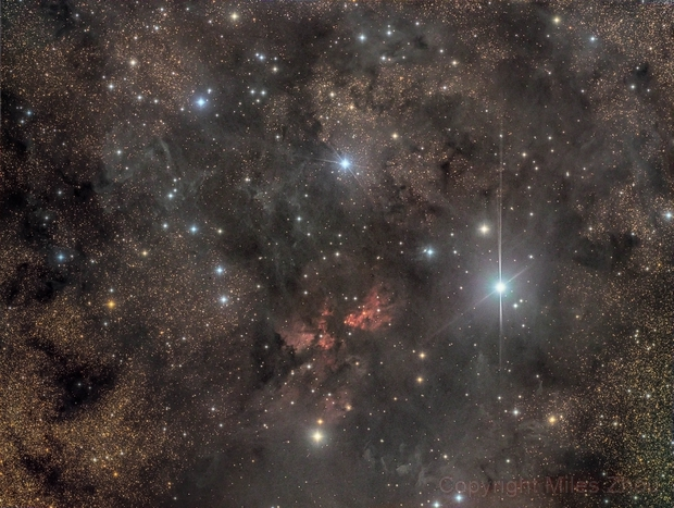 sh2-64 from Deep Sky West,                                Miles Zhou