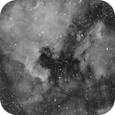 ngc 7000,                                naturalcolor
