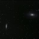 M81 and cigar galaxy,                                andyo