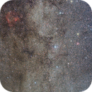 Cassiopeia constellation,                                Paolo Demaria
