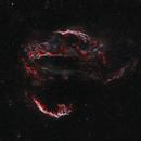 Sh2-103 Cygnus Loop 20200922 20400s Ha-OIII 02.5.3,                                Allan Alaoui