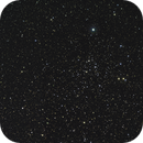 NGC129 open cluster,                                antares47110815
