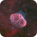 NGC 6888,                                Marcel Drechsler