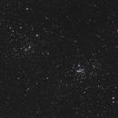 Double Cluster,                                Bret Waddington