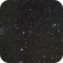 M50 Open Cluster and LBN 1022 in Monoceros 2-Panel Mosaic,                                mikebrous