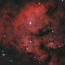 NGC 7822,                                Morris Yoder