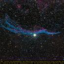 Cirrus Nebula Western Part,                                Michael Fürsatz