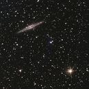 NGC891,                                Daniel Fournier