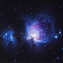 Orion Nebula,                                AstroOrvalhos