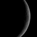 Waxing Crescent 1 shot,                                Bert Scheuneman
