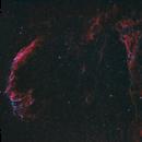 Veil Nebula,                                Tom