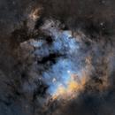 NGC7822 - SHO,                                Kristof Dierick