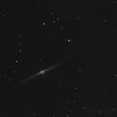 NGC 4565,                                Bokou