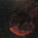 IC443, Nébuleuse de la Méduse,                                Vincent R.