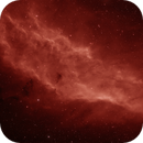 NGC 1499 California Nebula,                                Greg Derksen