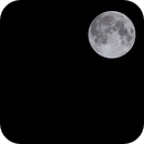 Moon and Saturn conjunction - 28-06-2018,                                David
