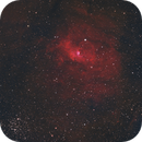 Bubble Nebula, m52,                                Greg Watkins