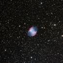 M27 - Dumbbell Nebula - No Filter,                                Greg Polanski