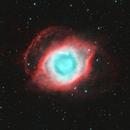 """NGC 7293 The """"Eye of God"""",                                Liu Zhuokai"""