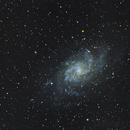 M33 - Triangulum Galaxy,                                Dave