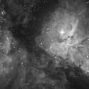 NGC3372 Eta Carinae,                                Richard Muhlack
