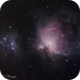The Great Orion Nebula with the Running Man,                                John O'Neal, NC S...