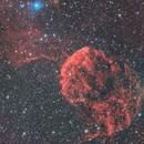 Jellyfish Nebula (IC 443 , Sh2-248),                                Narathip.Ruksa