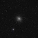 Messier 5 : A globular cluster in Serpent - RGB,                                Daniel.P