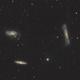 The Leo Triplet - NGC 3628, M65 and M66,                                Brett Kozma