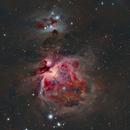 Orion Nebula,                                Sendhil Chinnasamy