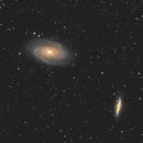 M81 & M82 & NGC3077,                                Ahmet Kale