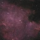 NGC 7000 Nord America,                                Stephane Jung