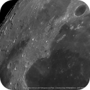 Moon - Mare Imbrium with Pythagoras and Plato,                                Axel Kutter